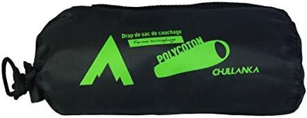 CHULLANKA Drap DE Sac 100/% Coton Sacs /à Viande Couchage Camping//Bivouac Rando//Camping