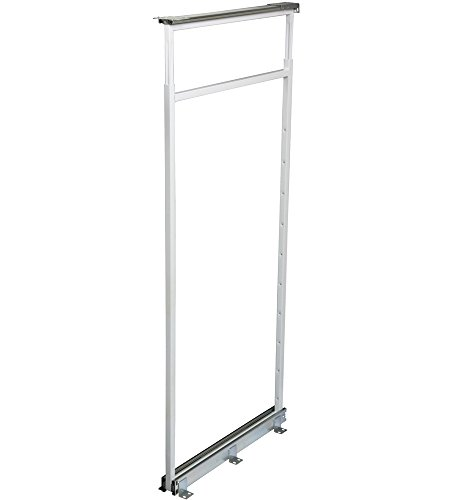 Vogt Center Mount Pantry - Pull-Out Pantry Units Center Mount, Metal