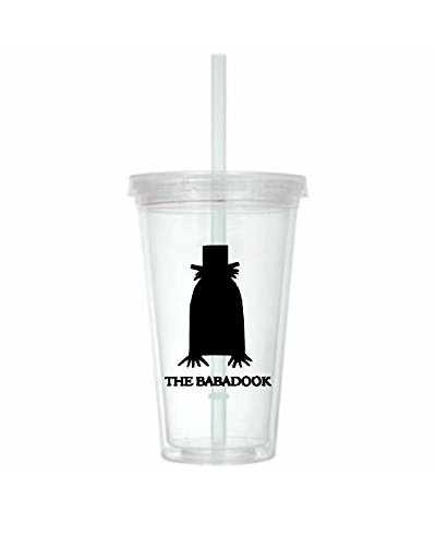 The Babadook Tumbler Cup