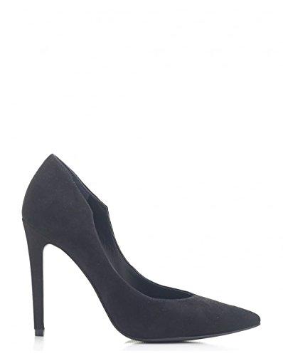 Kylie Negro Negro ABI Zapatos Kendall BwYSq55