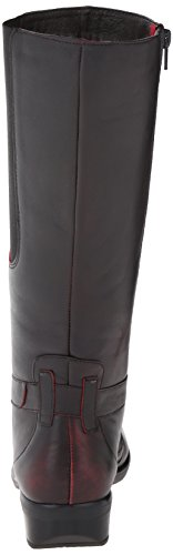 Naot Women's Viento Boot, Volcanic Red Leather, 41 EU/9.5-10 M US by NAOT (Image #2)