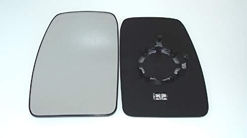 Spiegel Spiegelglas RENAULT MASTER III ab 02.2010 links heizbar konvex