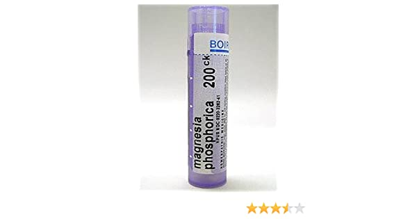 Amazon.com: Boiron - Magnesia phosphorica 200CK 80 plts: Health & Personal Care