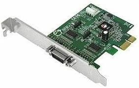 Siig Inc Siig Cyberserial Jj-e20011-s3 2-port Multiport Serial Adapter jj-e20011-s3