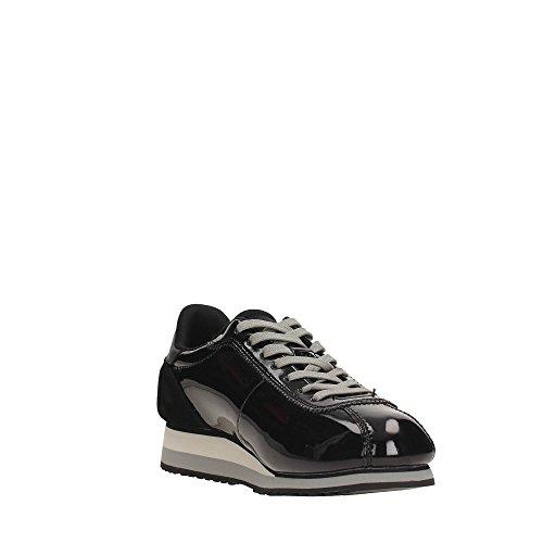 Black USA Sneakers 7FTACOMA01 PAT Blauer Women xqYw7X