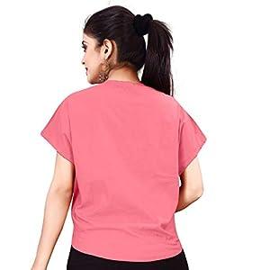 LooksGud DHRUVI Trendz Women's Animal Print Regular Fit Top
