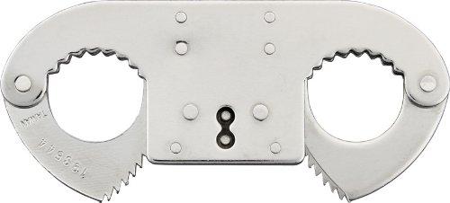 SZCO Supplies 220043 Thumbcuffs, Silver