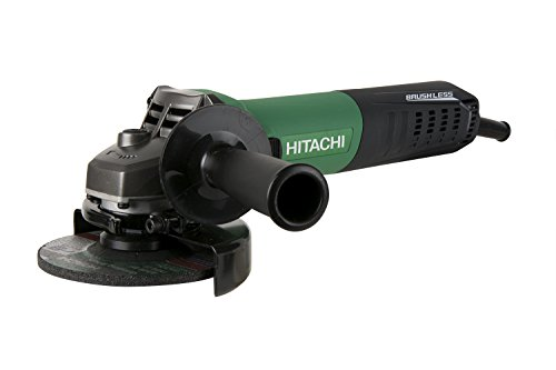 Hitachi G12ve 4 1 2 Inch 12 Amp Ac Brushless Variable