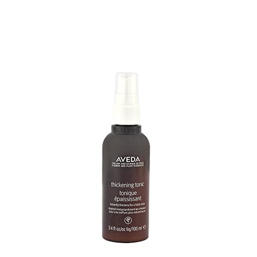 how to use aveda thickening tonic