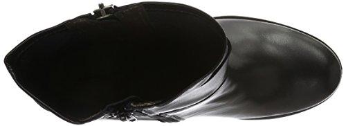 Estar Blu Tosca de Negro Mujer Zapatillas Schwarz C99 Ula para por Casa IddqT