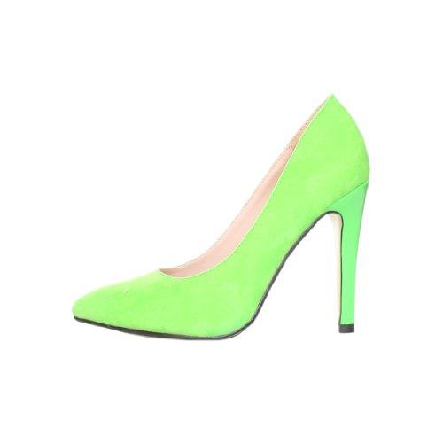 Ana Lublin Damen Schuhe Pumps grün-39