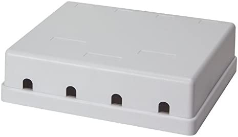 Logilink Professional Nk4034 Keystone Aufputz Leer Elektronik