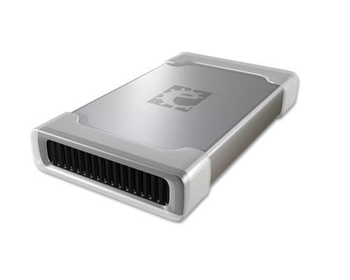 Western Digital WD Elements 400 GB USB 2.0 Desktop External Hard Drive WDE1U4000N (Silver)