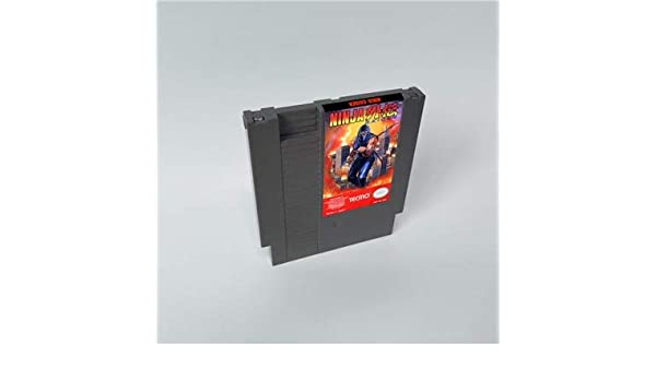 Value-Smart-Toys - Ninja Gaiden - 8 Bit Game Card for 72 ...