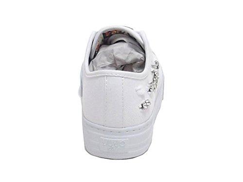 liu jo , Mädchen Sneaker weiß Bianco