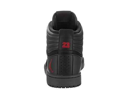 Jordan Nike Uomo Nero / Palestra Rosso / Antracite