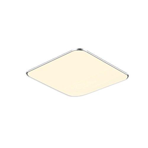 SAILUN 12W Warmweiss Ultraslim LED Deckenleuchte Modern Deckenlampe Flur Wohnzimmer Lampe From