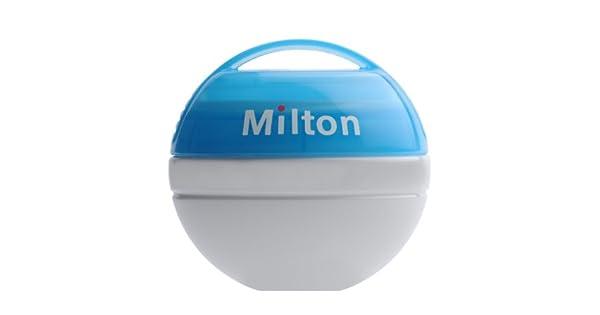 Amazon.com: Milton Mini chupete Esterilizador (Azul): Baby