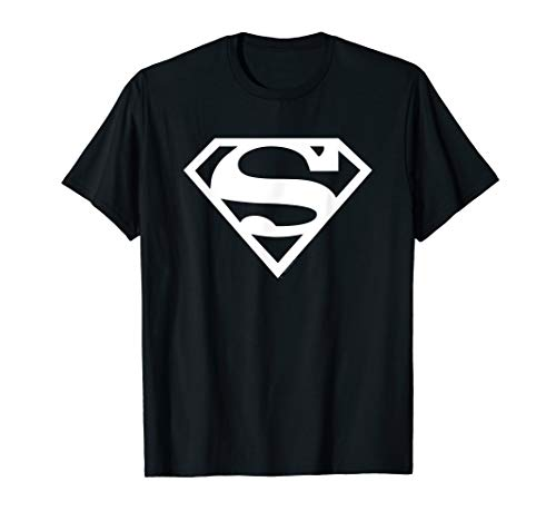 Superman Logo T Shirt]()