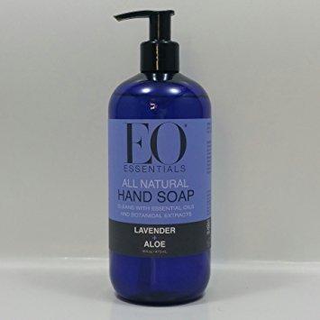 EO All Natural Hand Soap, Lavender & Aloe, 16 oz