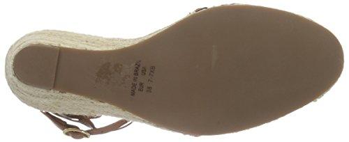 mehrfarbig Tacco 127103 Buffalo A London Multicolore T Cinturino Con Renda black Donna Col 01 Scarpe qXpgg7Bw