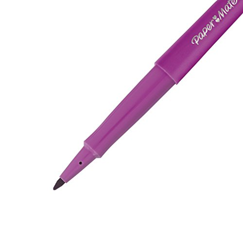 Paper Mate Flair Candy POP Pens, Medium Point, Assorted Colours, 24 Pack by Paper Mate (Image #25)