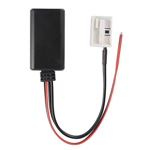 Peugeot 207 Car - XCSOURCE for Peugeot 207 307 407 Car 12Pin Bluetooth Adapter Audio Aux Cable MA1967