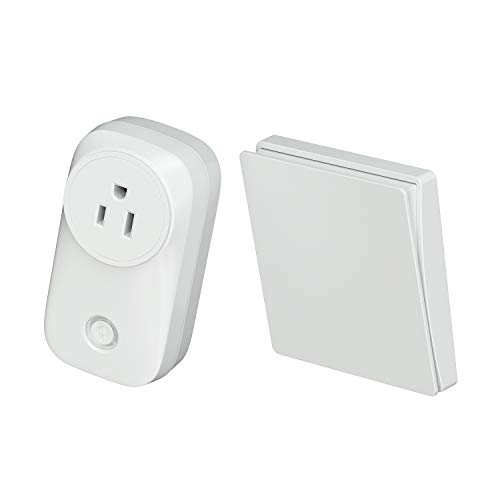 Skywin Wireless Outlet and Battery Free Kinetic Light Switch