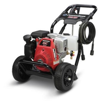 Nice PowerBoss 20309 3,000 PSI 2.5 GPM 187cc Honda GC190 Gas Powered Pressure  Washer