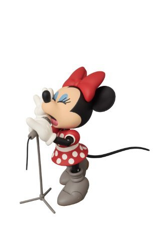 Medicom Disney x Roen Minnie Mouse Miracle Action Figure (Solo Version) [parallel import goods]