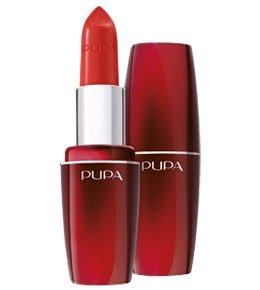 Pupa Milano Volume Lipstick for Women, No. 403/Euphoria Red, 0.123 Ounce