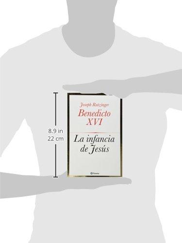 La infancia de Jesus (Spanish Edition): Joseph Ratzinger Benedicto ...