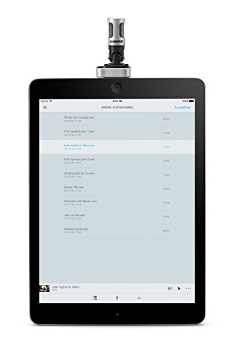 Shure MV88 iOS Digital Stereo Condenser Microphone by Shure (Image #6)