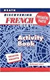 Discovering French Premiere Partie, Euro Edition, MCDOUGAL LITTEL, 0618047069