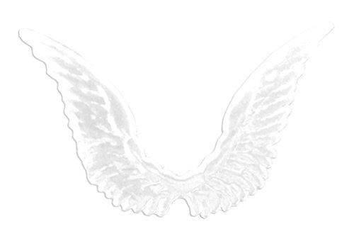 Kunze 10-Piece Celestial Dresden Angel Wings, (Angel Paper Crafts)