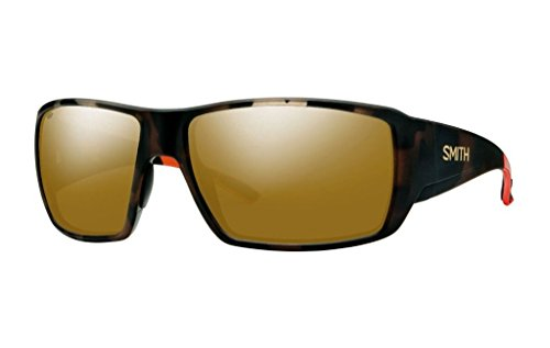 Smith Guides Choice ChromaPop+ Polarized Sunglasses, Howler Matte - Fit Guide Sunglasses