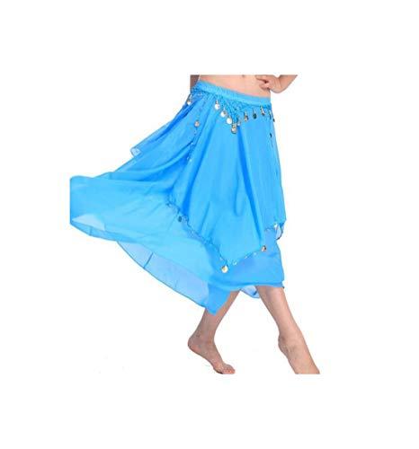 Professional Women Oriental Belly Dance Costume Chiffon Belly Dance Skirt, One Size]()
