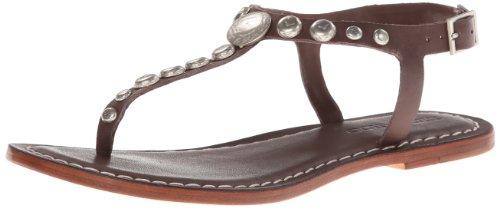 Bernardo Women's Mojo Dress Sandal - Chocolate - 10 B(M) US