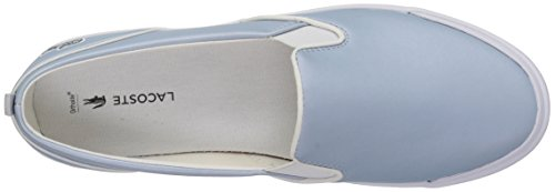 1 Boat 317 Lancelle Lacoste Blue Women's Fashion Shoe qHwIaEB6x