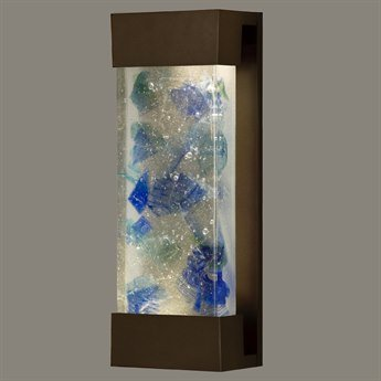 - Fine Art Lamps 810950-12ST Crystal Bakehouse Wall Sconce