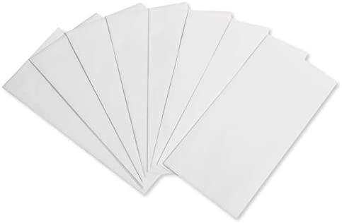 American Greetings Bulk White Tissue Paper for Valentine's Day (125-Count)
