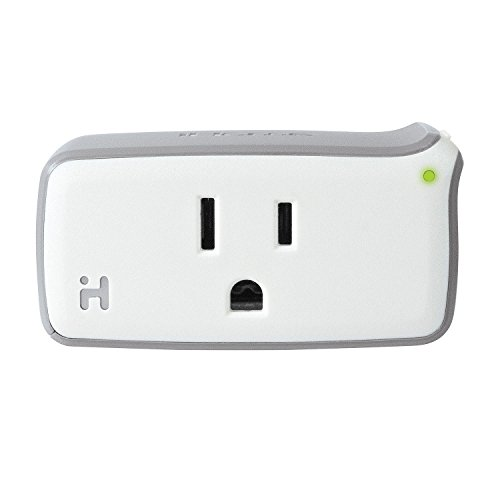 iHome Control Smart Plug iSP5, 2 Pack