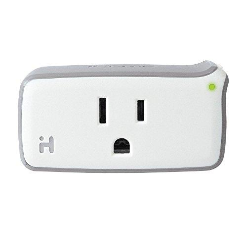 iHome Control Smart Plug iSP5, 2 Pack