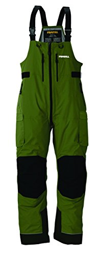 Frabill F4 Cyclone Rainsuit Bibs product image