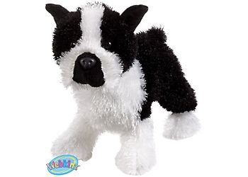 Webkinz Plush Stuffed Animal Boston Terrier by ganz
