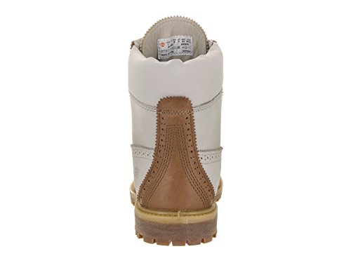 Boots premium Timberland Tan boot homme White 6in Off xZxFwzt7qT