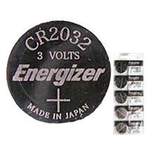 Price comparison product image Energizer CR2032 Lithium Battery,  Card of 5 *ORMD