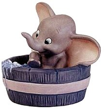 WDCC Walt Disney Classics Collection Dumbo Simply Adorable
