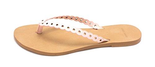 Seashell Leger Frauen Flops Flip Zeh Pink Offener UqxAwPHnX