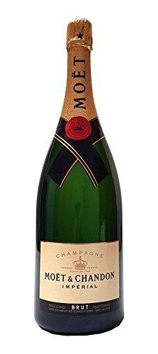 Moet & Chandon Imperial Brut Champagne 1,5l Flasche - Dummy ohne Inhalt - Leer